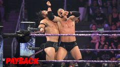 Is the A-Double Level ABOVE the Neville Level? Austin Aries is putting up QUITE the fight against The King of the Cruiserweights at WWE Payback, streaming LIVE on WWE Network!