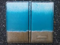 Check out this item in my Etsy shop https://www.etsy.com/listing/237170846/hand-painted-server-book-waiter-wallet