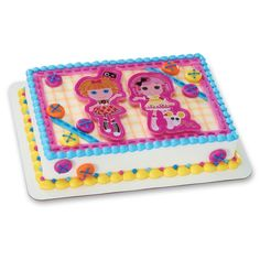 Decopac Lalaloopsy Lets Bake DecoSet Cake Topper >>> Additional details at the pin image, click it @ - baking decorations