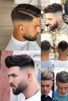 Latest Haircut For Men, Latest Haircuts, Latest Hairstyles, Cool Hairstyles For Men, Men's Hairstyles, Haircuts For Men, Many Men, Pompadour, Dakota Johnson