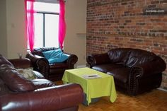 David - Mile End, 2 bedroom, $35 per night per person, centrally located, close to Mont Royal, BIXI, Schwartz smoked meat