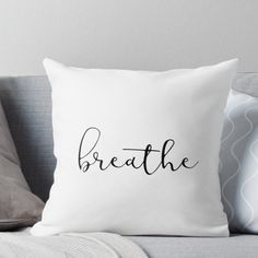 Throw Pillows Bed, Bed Throws, Designer Throw Pillows, Floor Pillows, Decorative Throw Pillows, Handwritten Typography, Typography Design, Creative Typography, Typography Inspiration