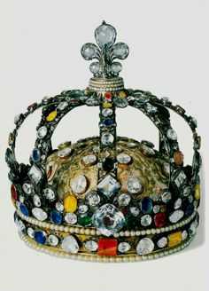 Official and Historic Crowns of the World and their Locations Crown of Louis XV 1722
