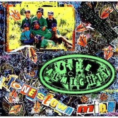 """For Sale - Almighty Jonestown Mind + Poster UK  12"""" vinyl single (12 inch record / Maxi-single) - See this and 250,000 other rare & vintage vinyl records, singles, LPs & CDs at http://eil.com"""