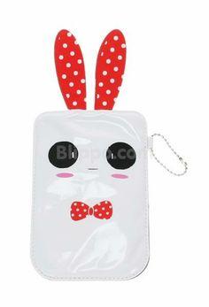 Rabbit kännykkäpussi (malli 6) 5,90€ Mobile Accessories, Malta, Rabbit, Iphone Cases, Pouch, Usb, Sewing, Funny, Model