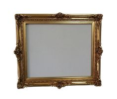 20x24 Shabby Chic Decor Mirror Frame Wedding Decor by Fancydecor