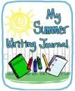 Summer Journal Cover product from ajwage on TeachersNotebook.com Classroom Organization, Organization Hacks, Summer Journal, School Resources, Journal Covers, 5th Grades, Early Childhood, Language Arts, School Ideas