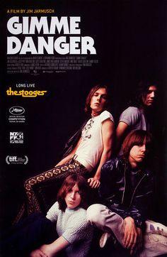 Gimme Danger 2016 U.S. Mini Poster