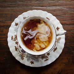 drink hot coffee MILK mug tea cup warm cozy cream yum delicious tea cup Coffee Break, Coffee Time, Tea Time, Drink Coffee, Morning Coffee, Café Chocolate, Cuppa Tea, High Tea, Afternoon Tea