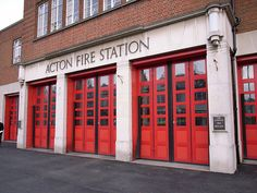 Acton Fire Station