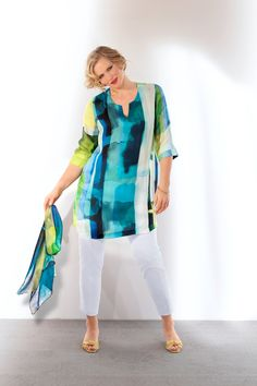 Stunning tunics from our selection line. Special Events, Special Occasion, Tunics, The Selection, Cover Up, Clothes, Color, Dresses, Fashion