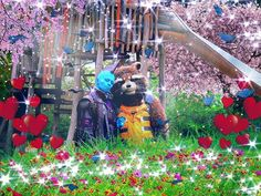 """It's Valentinesday! So we thought about being a bit romantic 💙💛❤💚💜 So here is a very cheesey """"romantic"""" picture 😂😂 #valentinesday #funpic #romantic #gotg #gotgvol2 #gotgcosplay #guardiansofthegalaxyvol2 #guardiansofthegalaxy #guardiansofthegalaxycosplay #marvel #mcu #marveluniverse #marvelcosplay #cosplay #cosplaylife #costume #rocket #rocketraccoon #rocketcosplay #rocketraccooncosplay #yondu #yonduudonta #yonducosplay #germancosplay #moviecosplay #cosplayersofinstagram #instacosplay"""