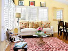 Traditional | Living Rooms | Joyce Bradshaw : Designer Portfolio : HGTV - Home & Garden Television