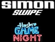 Possible FREE Hasbro Game Night SIMON SWIPE Challenge House Party on http://hunt4freebies.com