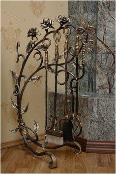 Художественная ковка металла. Интерьер и декор — VilingStore.net