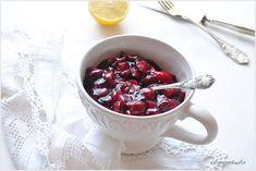 Wiśniowe nadzienie do ciast tzw. cherry pie filling jest bardzo popularne w Stanach Zjednoczonych i sprzedawane w ogólnie dostępnych…
