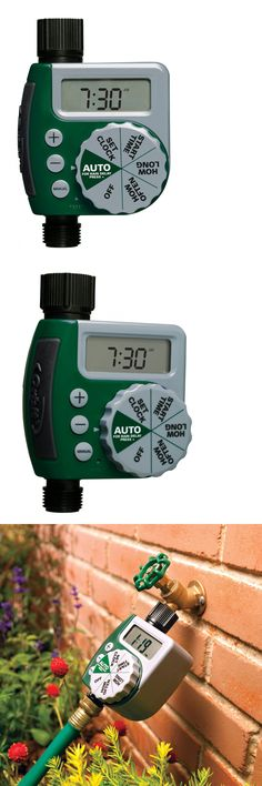 Watering Timers and Controllers 75672: Orbit Single Outlet Programmable Hose Faucet Timer, Standard Packaging -> BUY IT NOW ONLY: $31.54 on eBay!