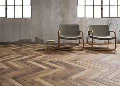 pavimento en gres, Ceramica Coem serie Brick Lane Cemento, Tono Bagno Barcelona