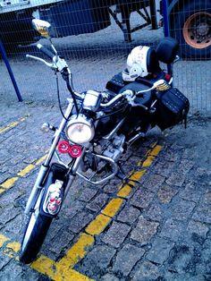 My moto shadow