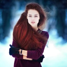 95 Best For Redheads Long Hair Images In 2018 Long