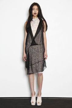 styling trend | Resort 2014 Trend: Opposites Attract