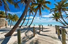 Find your perfect beach in the Florida Keys.