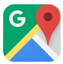Top Mobile Apps to travel in South America: Google Maps
