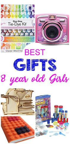 Best Gifts for 8 Year Old Girls 2019 Best 8 year old girl gift ideas for birthdays and other special occasions. Find the best toys and gifts for a eight year girl. Educational and other kinds of gift ideas for 8 year old girls. Tween Boy Gifts, Gifts For Boys, Girl Gifts, Birthday Gifts For Kids, Girl Birthday, Birthday Ideas, Birthday Recipes, Happy Birthday, Coupons For Boyfriend