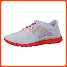 6a1097ab636f Nike Lady Free Run+ V3 Shield Running Shoes - 11 - Grey ( Partner Link