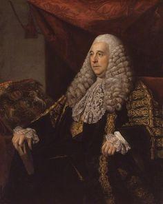 Charles Pratt, 1st Earl of Camden, 1768 (Nathaniel Dance-Holland) (1735-1811) National Portrait Gallery, London, NPG 336