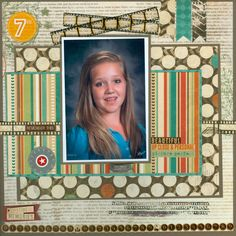 7th Grade - Scrapbook.com