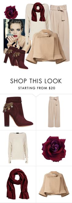 """""""Untitled #516"""" by domla ❤ liked on Polyvore featuring Aquazzura, A.L.C., Exclusive for Intermix and Chloé"""