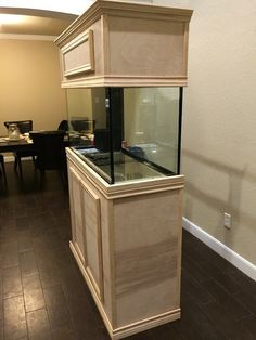 90 Gallon Reef Tank Build New to the Hobby Aquarium Hood, Wall Oven, Kitchen Appliances, Building, Home, Diy Kitchen Appliances, Home Appliances, Buildings, Ad Home