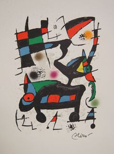 Oda A Joan Miro 1893