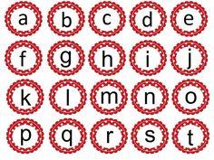 alphabet script 1
