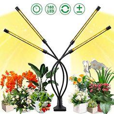 Bioledex GoLeaf GX53 LED Pflanzenlampe Vollspektrum Anzucht Grow Pflanzenleuchte