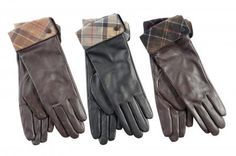 Gauntlet gloves from Barbour