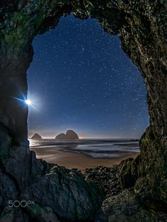 Tunnel Vision by Larry Andreasen - Tillamook USA