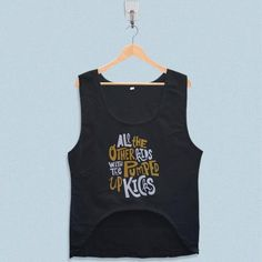 Women's Crop Tank - Foster the People Pumped Up Kicks Lyric Fall Out Boy Quotes, Green Day Band, Foster The People, Pumped Up Kicks, Summer Design, Crop Tank, Tank Man, Skinny Jeans, Pencil Skirts