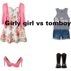 d336489a5e23 10 Best tomboy vs girly girl images | Butch style, Teen fashion ...