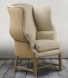 Andorra Wing Chair