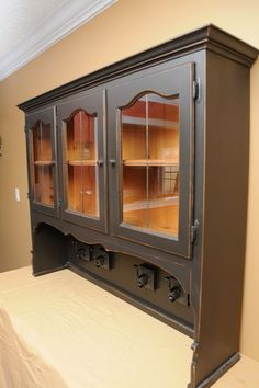 One of its kind Landry / Hall  Cabinet