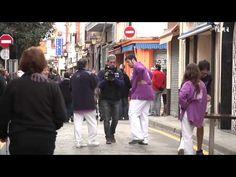 Rodatge del vídeo promocional de Ciutat Gegantera 2013