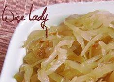 Anya főztje: Párolt káposzta Hungarian Recipes, Hungarian Food, Cabbage, Vegetables, Hungarian Cuisine, Veggies, Cabbages, Vegetable Recipes, Kale
