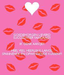 Afbeeldingsresultaat voor goedemorgen lieverd The Power Of Love, My Love, Modern Retro, Good Morning, Love Quotes, Romantic, Letters, Pictures, Google