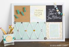 These easy projects will make you want to give had-it-forever home décor a new lease on life—with papers and embellishments! Click for our favorite list of must-do projects.