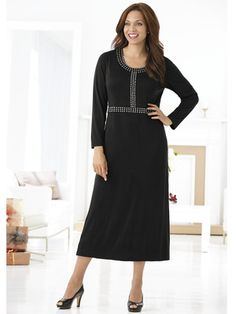 Three rows of grommets outline the bodice of this figure-sleeking dress...Price - 12.000 - NC6pGkbR