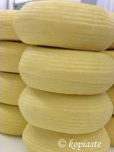 Greek cheese (graviera)