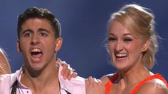 Tanisha Belnap and Nick Garcia dance Cha Cha on So You Think You Can Dance 11 - Top 20 (VIDEO)