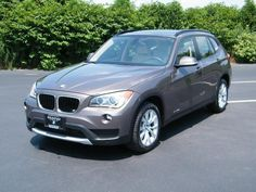 2014 Bmw X1 xDrive28i AWD xDrive28i 4dr SUV SUV 4 Doors Bronze for sale in Middletown, RI http://www.usedcarsgroup.com/used-bmw-for-sale-in-middletown-ri